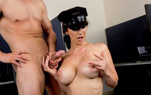 big tits in uniform jayden jaymes